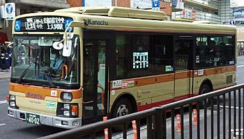 舞岡営業所 車両表 現役車両